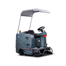 Hire a I.C.E Ride- On Sweeper ISS1100